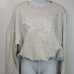 NWT Divided H&M Atlanta Georgia sweatshirt sz L